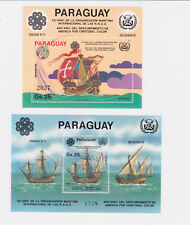 1983,ship,two s/s MNH Sc C545/6          l301