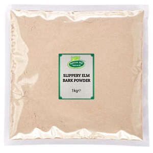 Slippery Elm Bark Powder - Free UK Delivery