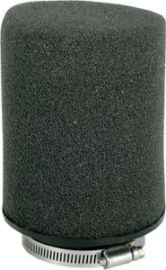 """Snow Mobile Pod Style Air Filter ID = 3"""" OD = 4"""" Length = 6"""" UnF. UP-6300S"""