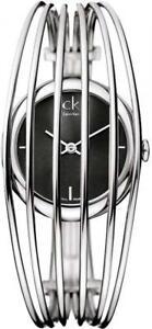 Orologio Donna CK CALVIN KLEIN FLY K9924107 Misura XS Acciaio SWISS MADE