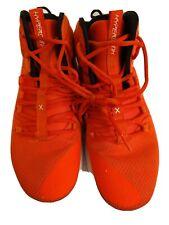 Size 8.5  Nike Hyperdunk Orange