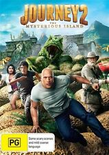 Journey 2 - The Mysterious Island : NEW DVD
