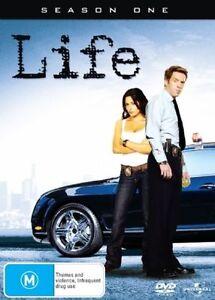 SEASON ONE - LIFE (DVD,2012) Region 4 - NEW+SEALED