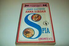 J.EASTWOOD-ANNA ZORDAN-SPIA-LONGANESI&C. DELLA SETTIMANA-SPIA VS SPIA VOL I-1967
