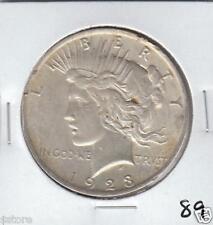 HIGH GRADE 1923 $1 PEACE SILVER DOLLAR