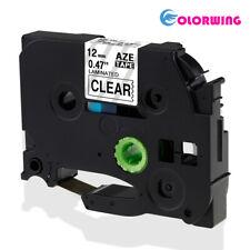 1 PK TZe231 mix color Label tape Compatible Brother P Touch PT D210 12mm 1/2''
