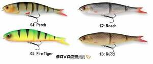 Savage Gear Soft 4Play Swim & Jerk Ready to Fish Lures 9.5cm or 13cm ! bargain