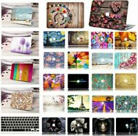 Laptop Hard case shell keyboard cover For Macbook Pro Air 11 12 13 15inch Retina