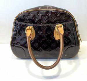 Louis Vuitton Monogram Vernis Amarante Summit Drive Bag Boston Shoulder HandBag