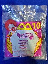1999 Hot Wheels McDonalds H-Meal # 10 Maximizer