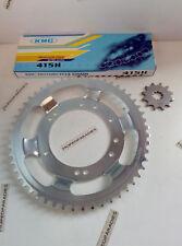 Puch Maxi N S Kettensatz 12 Z Ritzel  zu 52 D94 Kettenrad mit Kette