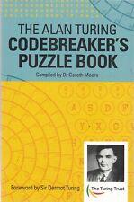 Alan Turing Codebreaker Puzzle Book (Paperback) by Gareth Moore 9781788281911
