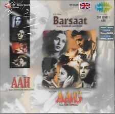 BARSAAT / AAH / AAG - 3 IN ONE BOLLYWOOD FILM CD SONGS - FREE UK POST