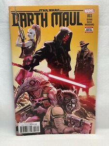 Star Wars Darth Maul #3 (of 5) by (W)Cullen Bunn (A)Luke Ross *see picture*