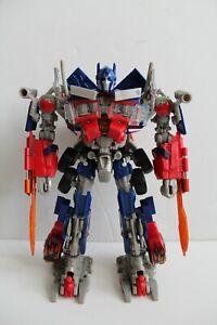 Transformers Revenge Of The Fallen Optimus Prime complete Leader Class ROTF