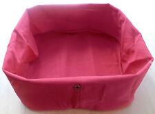 Blomus Ersatz-Stofftasche rot für Brotkorb Desa groß Baumwolle 63471