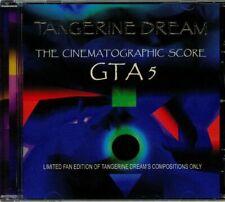 TANGERINE DREAM - The Cinematographic Score: GTA 5 (Soundtrack) - CD