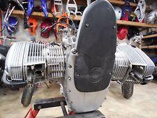 1998 98 BMW R1100R Running Boxer Engine / Motor VIDEO 80813miles
