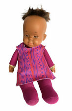 Vintage Mattel DROWSY BABY Doll AA Black African American RARE