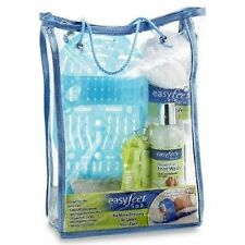 Easy Feet Spa,Peppermint foot wash,Lotion,Pedicure Kit by Idea Village T106HS