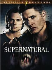 SUPERNATURAL TV SERIES COMPLETE SEVENTH SEASON 7 New Sealed DVD