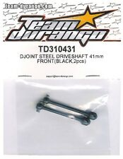 RC Team Durango TD310431 DJOINT STEEL DRIVESHAFT 41mm Fr. DETC410 v2 Touring Car