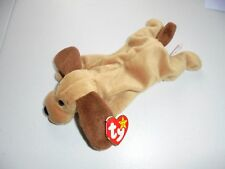 Bones the Dog Ty Beanie Baby with Tags 1994 Plush Toy Collectible