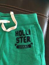 NWOT HOLLISTER HCO MENS FLEECE GYM LOUNGE SWEAT PANTS SHORTS XS