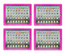 YPAD Multimedia Learning Computer Toy Tool for Kids Machine (Pink) Set of 4