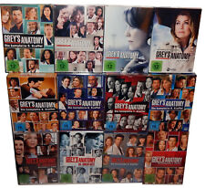 Greys Grey´s Anatomy - komplette Staffel/Season 1,2,3,4,5,6,7,8,9,10,11,12 [DVD]