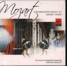 Mozart(CD Album)Conc. Violon 1 & 2-Tetzlaff-New