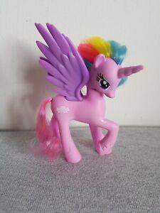MLP My Little Pony Princess Sterling Brushable Unicorn Pegasus Toy Figure