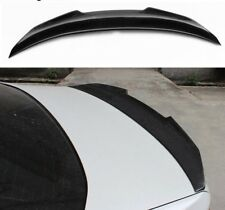 CARBON STM H KICK BMW F33 F83 CONVERTIBLE SPOILER BOOT TRUNK M4 REAR PERFORMANCE