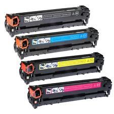 KIT 4 TONER HP LaserJet PRO 200 COLOR M251N M251NW M251MFP MFP M276NW CF210X CMP