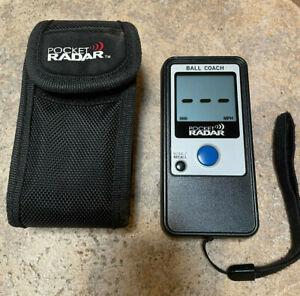 Pocket Radar PR1000-BC Ball Coach Pro-Level Speed Training Tool