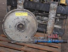 CYCLO ENG No.2 1.5HP Centrifugal Blower Fan Forge Furnace Pneumatic Conveying