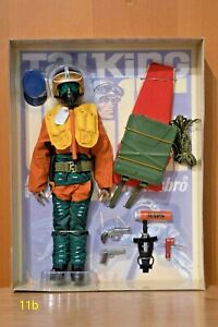"GI Joe 12"" Talking Action Pilot Timeless Collection III"