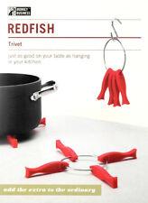 Redfish Pentola sotto capomacchlna, protezione al calore, semplicemente geniale e attraente!