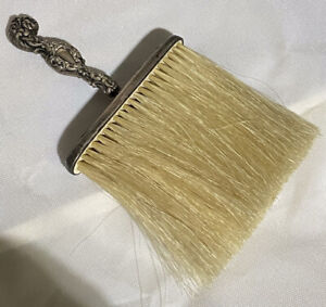 ANTIQUE UNGER BROTHERS STERLING SILVER CLOTHES BRUSH