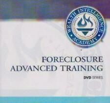 Foreclosure Advanced Training DVD Series, 8 Disc-Set