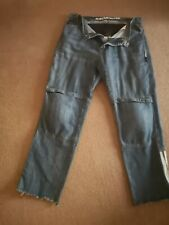 Red Route motorcycle jeans 34 short made with Kevlar