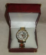 Timepieces by Randy Jackson Men's SPORT Stainless Steel WATCH NEW