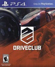 PS4 Driveclub - Playstation 4 - Drive Club Brand New, Sealed