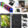 For iPad Mini Air 1 2 3 4 Pro 12.9 Rotating Shockproof Defender Armor Case Cover