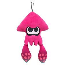 "Splatoon Inkling Squid Pink 9"" Plush Toy"