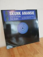Skunk Anansie You'll Follow Me Down 12 Inch Dance Mixes Record Vinyl