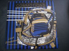 """LLOYD COLE AND THE COMMOTIONS 12"""" RECORD COLEX 5 UK"""