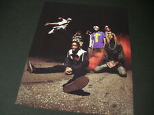 Odd Future Dynamic 2011 Promo Display Ad no print - just picture Mint Condition