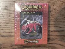 WOTC Chainmail D&D Miniatures 17609 Spiked Felldrake Sealed Box