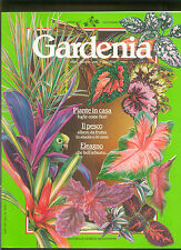 GARDENIA*FIORI PIANTE ORTI E GIARDINI* N.67  1990 *MONDADORI
